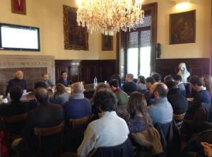 Primo incontro 2014 - Il punto sulle riforme costituzionali con Stefano Ceccanti e Massimo Goracci