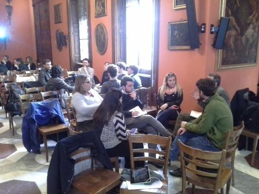 Antropologia politica: laboratorio - 8 marzo 2014