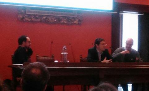 Leonardo Becchetti, Michele Faioli, padre Francesco Occhetta